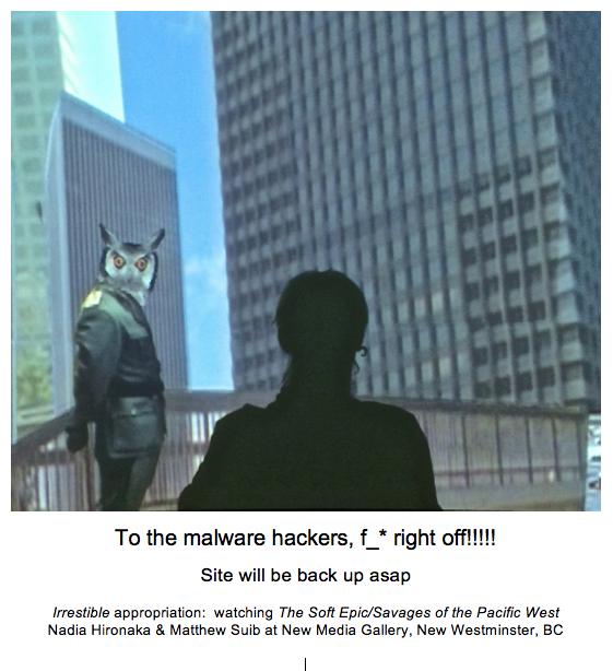 Web_Malware Message July6_16